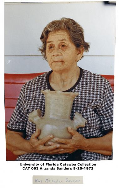Mrs. Arzanda Sanders